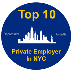Columbia is a top 10 Employer in NYC